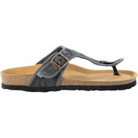 Chaussures Femme Tongs Natural World Sandales Eco-Responsable Bio Enzimatico Noir Enz