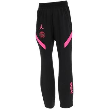 Vêtements Garçon Pantalons Nike Psg pant  jr paris Noir