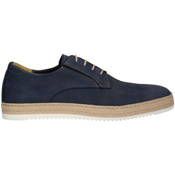 Chaussures Homme Baskets montantes Valleverde 20891PE21 lacé Homme Bleu