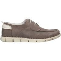 Chaussures Homme Baskets basses Valleverde 20861PE21 faible Homme Gris