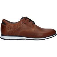 Chaussures Homme Baskets basses Valleverde 46852PE21 lacé Homme Marron