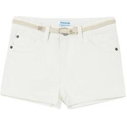 Vêtements Fille Shorts / Bermudas Mayoral  Blanco