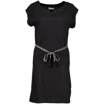 Vêtements Femme Robes courtes Deeluxe Robe TIME Black