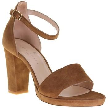 Chaussures Femme Sandales et Nu-pieds Sofia Costa 10278 Camel