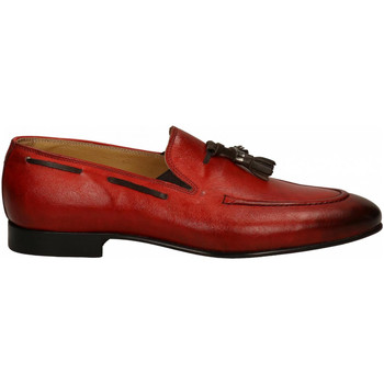 Chaussures Homme Mocassins Exton SOFT rosso