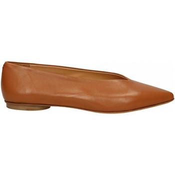 Chaussures Femme Ballerines / babies Halmanera BARON caramel