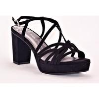Chaussures Femme Sandales et Nu-pieds Marco Tozzi 2-28332-24001 noir