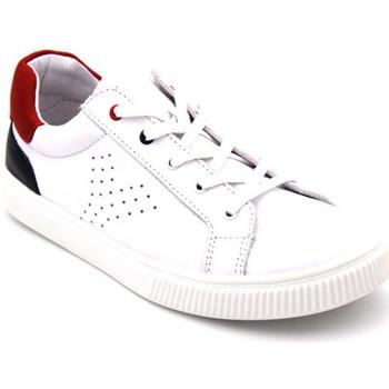 Chaussures Garçon Baskets basses Bellamy filou blanc