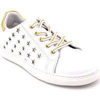 Chaussures Fille Baskets basses Bellamy tokyo blanc