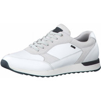 Chaussures Homme Baskets mode S.Oliver Sneaker Weiß