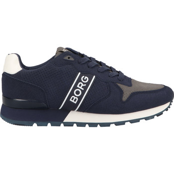Chaussures Homme Baskets mode Björn Borg Sneaker Navy