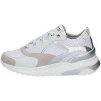 Chaussures Femme Baskets basses Keys K-4451 BLANC