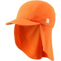 Accessoires textile Enfant Casquettes Reima Casquette anti-UV cache-nuque TURTLE Orange
