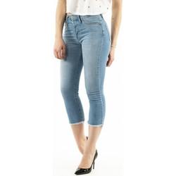 Vêtements Femme Jeans 3/4 & 7/8 Please p6aj 1670 blu denim bleu