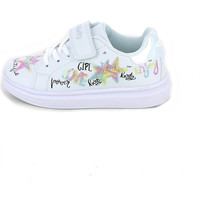 Chaussures Fille Baskets basses Lelli Kelly 7818.08_32 Blanc