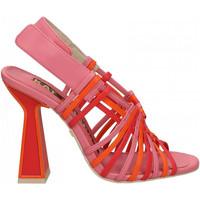 Chaussures Femme Sandales et Nu-pieds Kat Maconie  flamingo-pink-multi