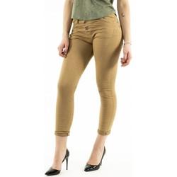 Vêtements Femme Jeans 3/4 & 7/8 Please p78a 1823 camel beige