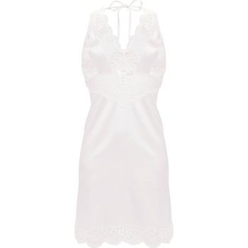 Vêtements Femme Pyjamas / Chemises de nuit Pommpoire Nuisette ivoire Pourquoi Pas Blanc