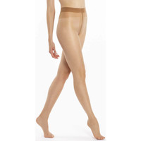 Sous-vêtements Femme Collants & bas Le Bourget Collant invisible satiné 12D Bronzé