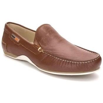 Chaussures Homme Mocassins Comodo Sport  Marron