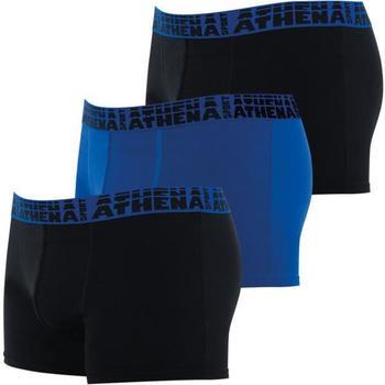 Sous-vêtements Homme Boxers Athena EASYSPORT Noir
