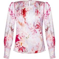 Vêtements Femme Tops / Blouses Rinascimento CFC0017816002 Violet