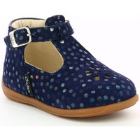 Chaussures Fille Ballerines / babies Aster Odjumbo MARINE