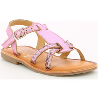 Chaussures Fille Sandales et Nu-pieds Mod'8 Calicot ROSE