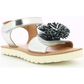 Chaussures Fille Sandales et Nu-pieds Mod'8 Jelline ARGENT