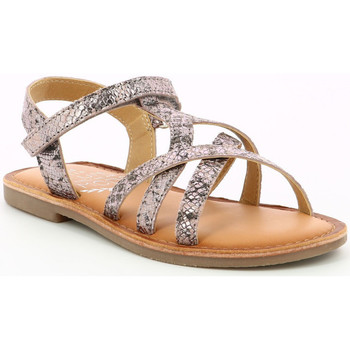 Chaussures Fille Sandales et Nu-pieds Mod'8 Canissa ROSE
