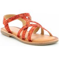 Chaussures Fille Sandales et Nu-pieds Mod'8 Canissa ORANGE