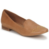 Chaussures Femme Mocassins Betty London CHEFACHE Camel