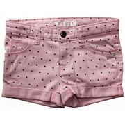 Shorts & Bermudas Guess Short fille à pois ROSE