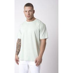 Vêtements Homme T-shirts & Polos Project X Paris Tee Shirt Vert d'eau