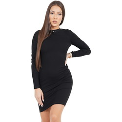 Vêtements Femme Robes courtes Sixth June Robe femme  Classique noir