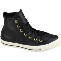 Chaussures Femme Boots Converse Chuck Taylor All Star Noir