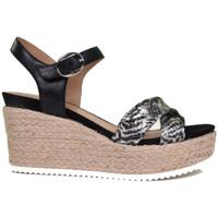 Chaussures Femme Sandales et Nu-pieds Karston Sandale Labon Argenté