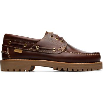 Chaussures Homme Chaussures bateau Camper NAUTICOS  NAUTICO 15233 MARRON