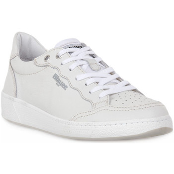 Chaussures Femme Baskets basses Blauer WWH OLYMPIA Bianco