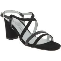 Chaussures Femme Sandales et Nu-pieds Xavier Danaud ALIGO Noir