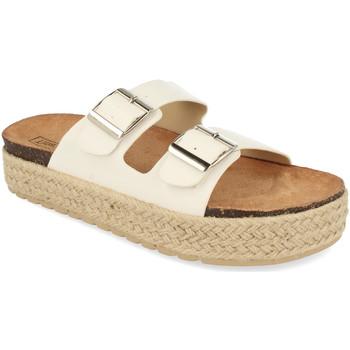 Chaussures Femme Mules Benini 21301 Blanco