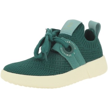 Chaussures Femme Baskets basses Armistice VOLT ONE W DAISY RECYCLED VERT