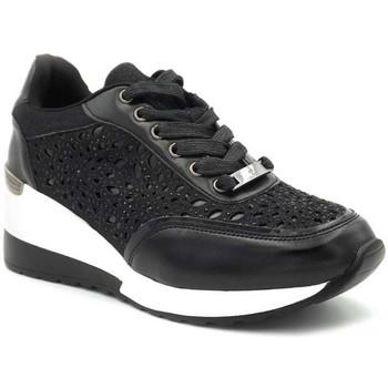 Chaussures Femme Baskets montantes Menbur Canalaccia Noir