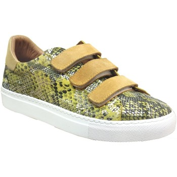 Chaussures Femme Baskets basses K.mary Clany Jaune