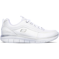 Chaussures Femme Baskets basses Skechers Synergy 2.0 Blanc