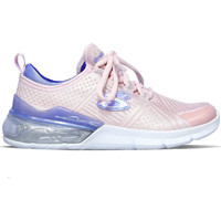 Chaussures Fille Baskets basses Skechers Skech-Air Sparkle - Optical Shine Rose