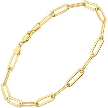 Montres & Bijoux Femme Bracelets Lotus Bracelet  Silver collection It Girl doré Jaune