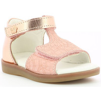 Chaussures Fille Sandales et Nu-pieds Kickers Giusticia ROSE CLAIR