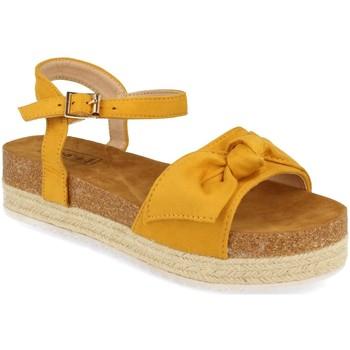 Chaussures Femme Sandales et Nu-pieds Benini 20336 Amarillo