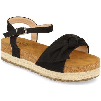 Chaussures Femme Sandales et Nu-pieds Benini 20336 Negro